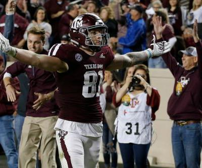 Texas A&M needs 7 overtimes to finish off insane LSU defeat