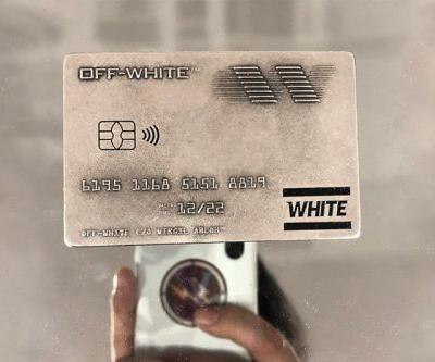 Hiroshi Fujiwara Teases Off-White™ Credit Card-Inspired Money Clip and Other Goods