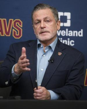 Cavaliers owner Dan Gilbert out of hospital after stroke