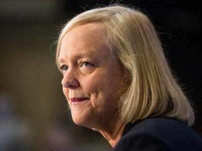 HPE boss Meg Whitman re-entered the race to become Uber's CEO at the eleventh hour - but lost out anyway