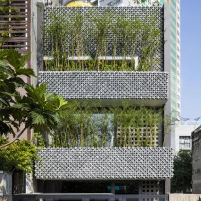 Pattern House / MM++ architects