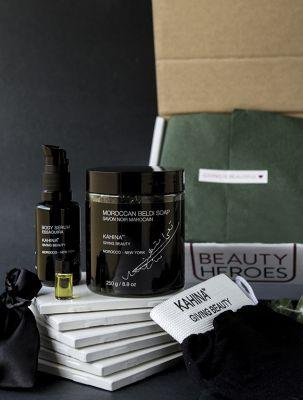 Kahina for Beauty Heroes - Giving is Beautiful