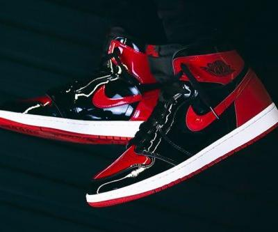 """Take a Detailed Look at the Air Jordan 1 High OG """"Patent Bred"""""""