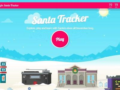 Google Santa Tracker live w/ Maps integration as 'Call Santa' updated for Smart Displays