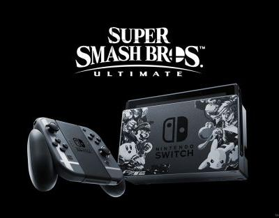 Super Smash Bros Ultimate Getting Hardware Bundle; GameCube Controllers Releasing Early