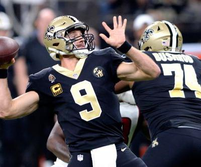 Drew Brees puts on a show as Saints hammer the Falcons