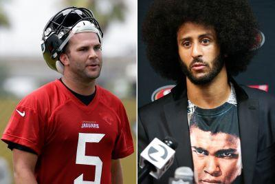 How Blake Bortles is playing right into Kaepernick's hands