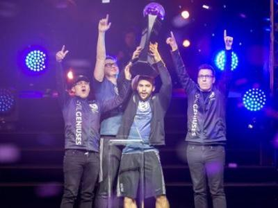 Evil Geniuses Wins the 2018 Call of Duty World League Championship, Taking Home $600,000