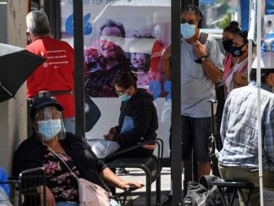 Latinos Report Financial Strain As Pandemic Erodes Income And Savings
