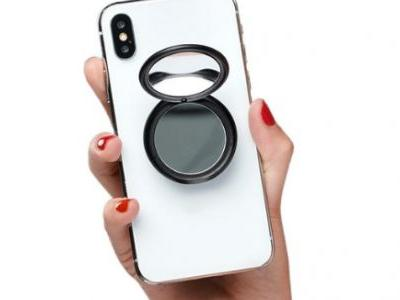 There's a Makeup Mirror PopSocket and I'm Obsessed