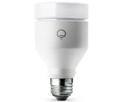 Grab one of our favorite color smart bulbs for 33 percent off on Amazon today