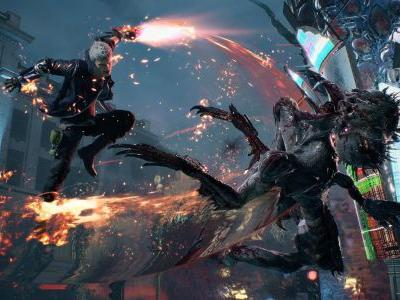Capcom expands upon Devil May Cry 5's setting and platforms, will sport three playable characters