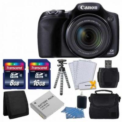 Canon PowerShot Digital Camera Giveaway