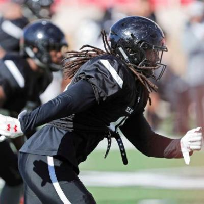 Allen goes from 'Last Chance U' to 2nd chance at Texas Tech