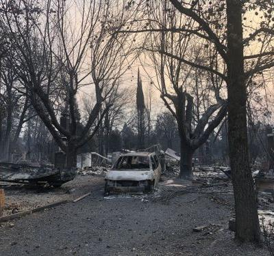Just two months ago, California experienced the most devastating wildfires in the last 100 years, destroying nearly an entire town and leaving 89 people dead and thousands homeless