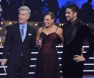 'DWTS' Pro Alan Bersten Gushes Over Why He Wants to Win: 'I Want Hannah to Feel Good'