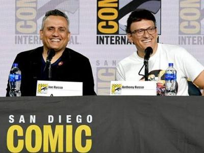 'Avengers: Endgame' Actors Ask Russo Brothers Questions During SDCC Panel