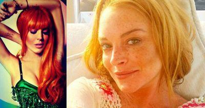 Lindsay Lohan Wants to Be Ariel in The Little Mermaid Remake