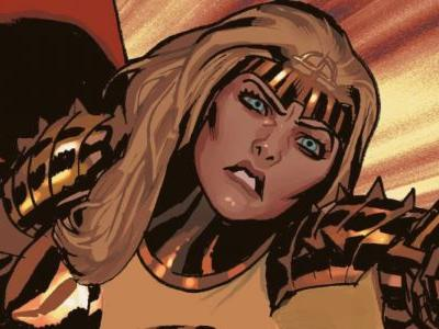 Eternals Set Photos Reveal First Look At Angelina Jolie In Costume