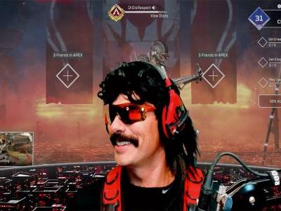 Dr Disrespect Says Apex Legends Event Store Makes Him Want to Throw Up