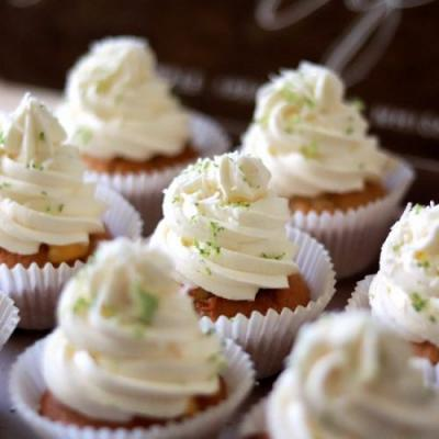 Coconut Lime Cupcake