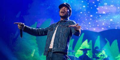 Watch Chance the Rapper Perform at the White House Tree Lighting Ceremony