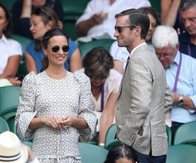 Pippa Middleton's sophisticated pregnancy style