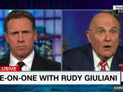 So, Unless Giuliani Is Insane, He Apparently Just Admitted the Trump Campaign Colluded With Russia