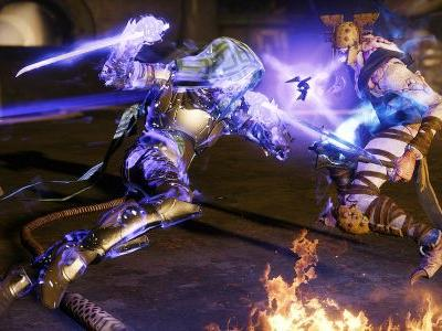 Destiny 2's latest update greatly nerfs Hunter spectral blades, fixes numerous bugs