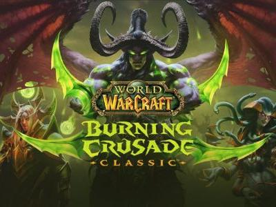 World of Warcraft: Burning Crusade Classic Supposedly Launching on June 1