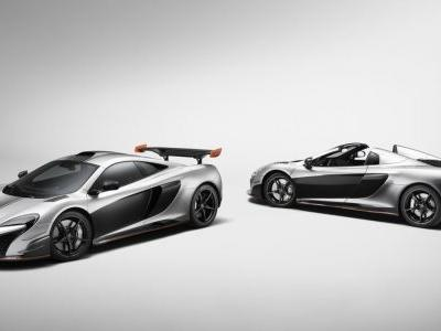 The McLaren MSO R Coupe and Spider Are An Incredible Matching Pair Of Tuned 675LTs - For The Same Buyer