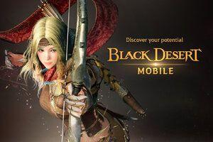 Black Desert Mobile release date revealed, pre-register to get a free PC or console copy