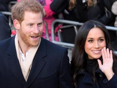 Prince Harry And Meghan Markle's Wedding Date Could Be A Huge Problem For Soccer Fans