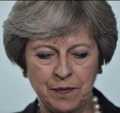 Theresa May says a 2nd Brexit referendum would be a 'gross betrayal' of democracy and trust