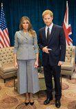 So, Melania Trump Met Prince Harry - You Be the Judge of How It Went