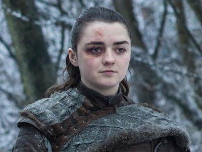 Game Of Thrones' Maisie Williams Just Landed Her First Big Post-Arya TV Role