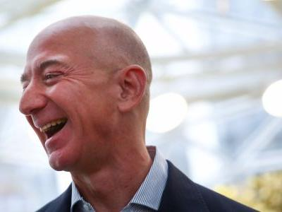 The world's richest man Jeff Bezos reveals how he thinks about spending his infinite amounts of cash