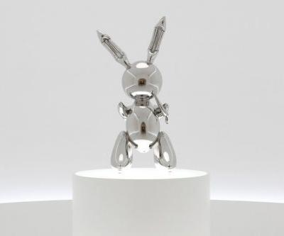 Jeff Koons' 'Rabbit' Sculpture & More Masterpieces to Hit Christie's Sale Worth Over $130 Million USD