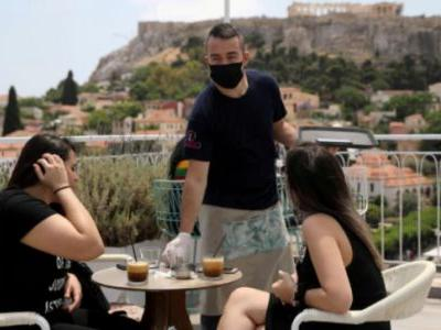 Greece to welcome tourists from Germany, Israel, Cyprus after coronavirus lockdown eases