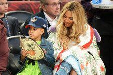 Beyonce Posts Adorable Pic With Blue Ivy, Her First Instagram Photo Since Pregnancy Reveal