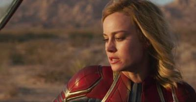 How 'Captain Marvel' Credits Scenes Set Up the Future and Fill in the Past of the Marvel Cinematic Universe