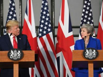 Mexico Tariffs Likely To Take Effect Next Week, Trump Vows In London