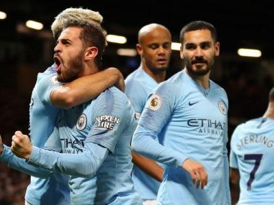 Man City prove they're too good to let title slip from their grasp by outclassing United