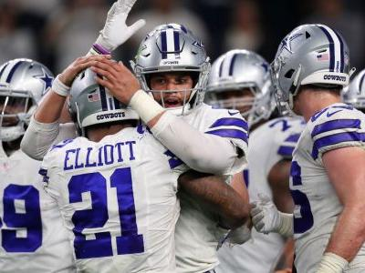 NFL playoffs 2019: Dak Prescott, 'best friend' Ezekiel Elliott revel in Cowboys win