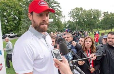 Shea Weber named Canadiens' 30th captain