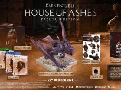 The Dark Pictures Anthology: House of Ashes Gets A Release Date And Terrifying Collector's Edition