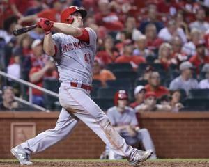 DeJong, Carpenter homer as Cardinals beat Reds 12-5
