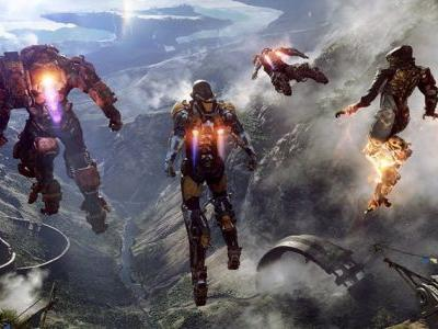 Bioware's Anthem Likely To Arrive March 2019