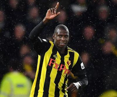 Doucoure seeks to make history by shocking treble-chasing Man City