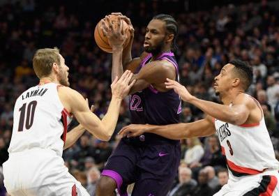 Wolves Beat Blazers For 3rd Straight Win Since Butler Trade